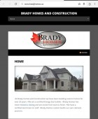 Brady Homes and Construction